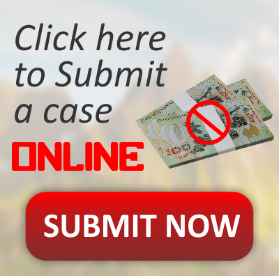 Submit case ONLINE now